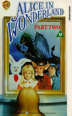 Alice Through The Looking Glass [VHS] [UK Import]