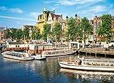 Schmidt Spiele - Amsterdam, 1000 Teile Falk Puzzle