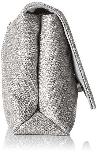 Pochette Da Uomo Caloveto Da Donna, 6x13x19 Cm Grigio (grigio)