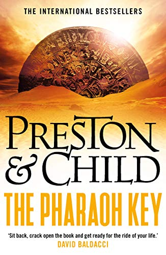 The Pharaoh Key (Gideon Crew Book 5) (English Edition)