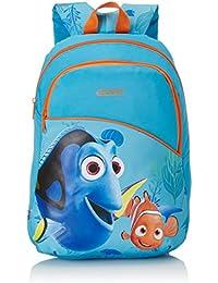 Disney New Wonder Pre-s Dory Mochila Infantil, 16 litros, Color Azul