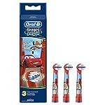 3 cepillos Oral-B para niños