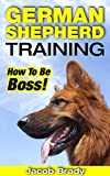 German Shepherd Training: How To Be Boss! (German Shepherd Training, Police Dogs, German Shepherd Dogs)