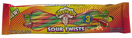 2 oz (56g) (Warheads Sour Candy)