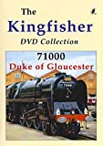 71000 Duke of Gloucester Dvd (BR, British Rail's Three-Cylinder Pacific Class, Steam Engine, Train)