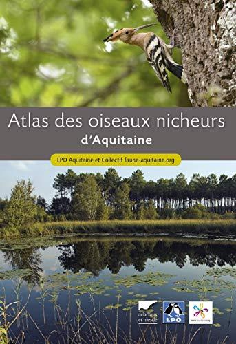 Atlas des oiseaux nicheurs d'Aquitaine par Lpo aquitaine