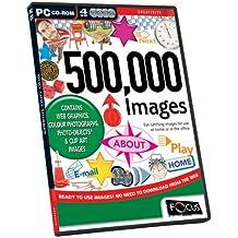500,000 Images (4 CD-Set)
