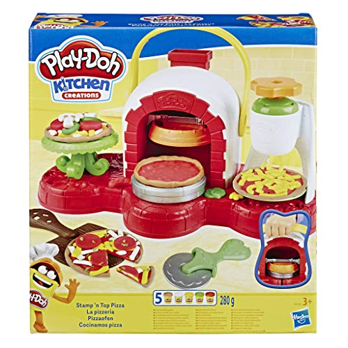 Play-Doh - Pate A Modeler - La Pizzeria