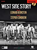 West Side Story: Piano/Vocal Selections with Piano Recording. Singstimme und Klavier. Ausgabe mit CD.
