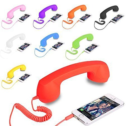 GKP Products ® Radiation free Handset (Assorted color)