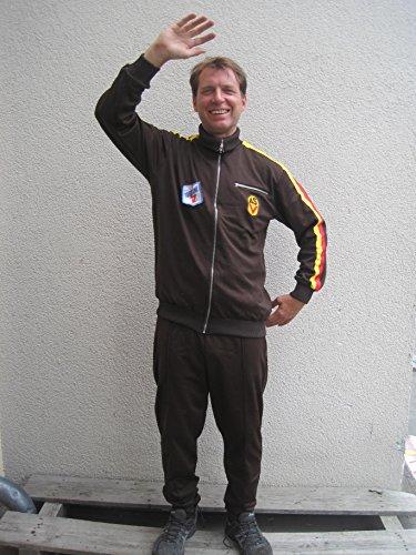 ASV NVA Trainingsanzug Fasching Ostalgie Uniformen Gr. 52,54,56