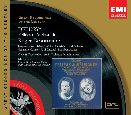 Debussy : Pelléas et Mélisande [Import allemand]