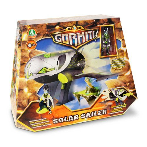 Gormiti - Super Vehicle With Figure Exclusive by Giochi Preziosi