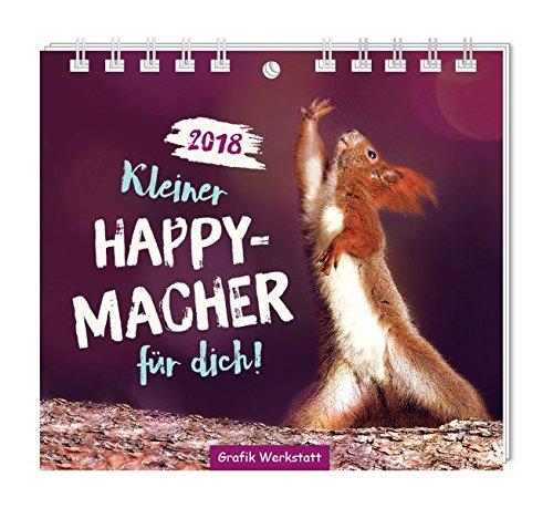 Kleiner Happy-Macher für dich! 2018: Mini-Kalender