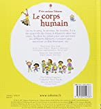Image de Le corps humain - P'tits curieux Usborne