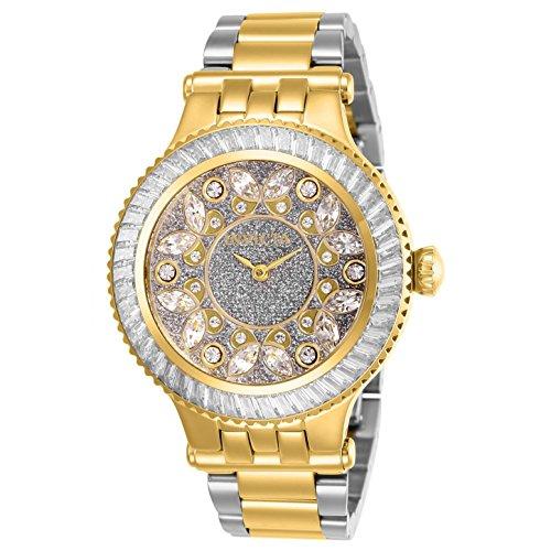 Invicta Women's Subaqua Gold-Tone Steel Bracelet & Case Quartz Watch 26156