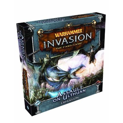 Warhammer Invasion Card Game: Assault on Ulthuan Expansion