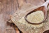 Quinoa - weiß Rohkost Reis Glutenfrei Samen Inkakorn Reis der Inka VERSCHIEDENE GRÖßEN