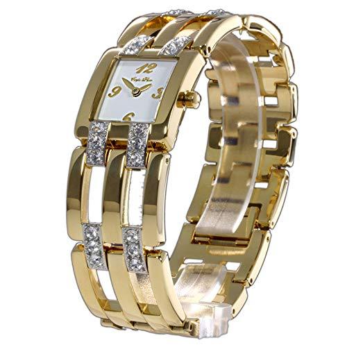 Carpe Diem - Hemera - White - Uhrmacherkunst an Ihrem Handgelenk - Damenuhr/Damenarmbanduhr/Armbanduhr für die Dame