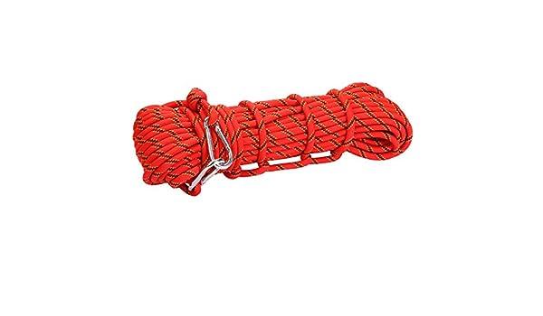 Klettersteigset Rot : Direct store outdoor survival paracord klettern kordel lifeline