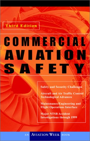 Commercial Aviation Safety (Aviation Week Book)