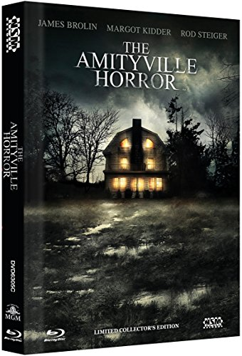Amityville Horror 1979 - uncut [Blu-Ray+DVD] auf 444 limitiertes Mediabook Cover C [Limited Collector's Edition] [Limited Editi