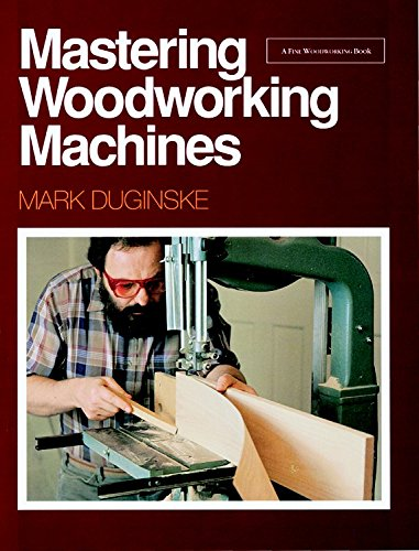 Mastering Woodworking Machines (