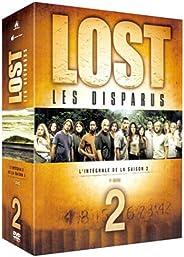 Lost, les disparus : L'intégrale saison 2 - Coffret 7 DVD