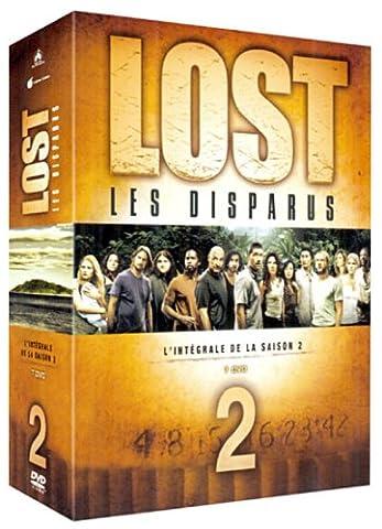 Lost, les disparus : L'intégrale saison 2 - Coffret 7
