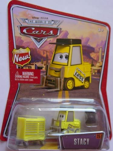 New Disney Pixar Cars Series 3 World Of Cars - Stacy (Leak Less Pitty)   Insolite