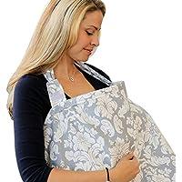 Pasway Stillschal Stilltuch Nursing Cover Baumwolle Stillen Abdeckung