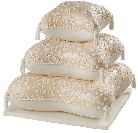 Performance Kuchen Pan Set 3/pkg-pillow 6,75& # 44; 10& # 44; 13,25 (Wilton Topf)