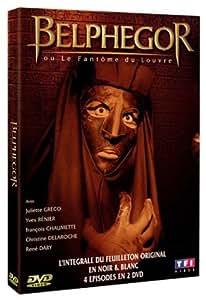 Belphégor, ou le fantôme du Louvre : L'Intégrale du feuilleton original - Coffret 2 DVD