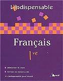Français 1ère