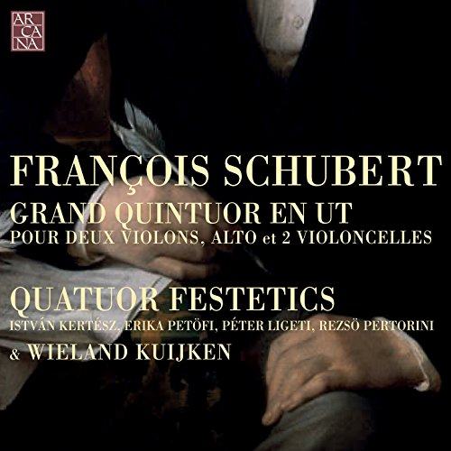Schubert: String Quintet in C Major for Two Violins, Viola and Two Celli, Op. 163 D. 956
