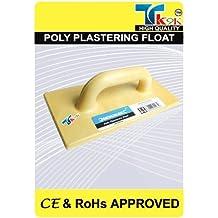 Edificio flotadores de escayola Poly lijadora con mango 180mm x 320mm ligero flotador hecho de resistente espuma de poliuretano rígido que no deformación bajo carga.