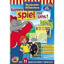 """Benjamin Blümchen - Spielebox """"Komm spiel mit uns"""""""