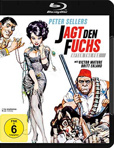 Jagt den Fuchs (After the Fox) [Blu-ray]