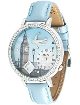 Oh My Lady * Innovative 3D Miniatur Big Ben, Flugzeug, Zeitung, London City Reisen Motto High Tech Wasserdicht...