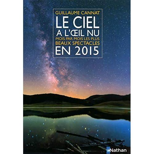 Le ciel à l'oeil nu en 2015