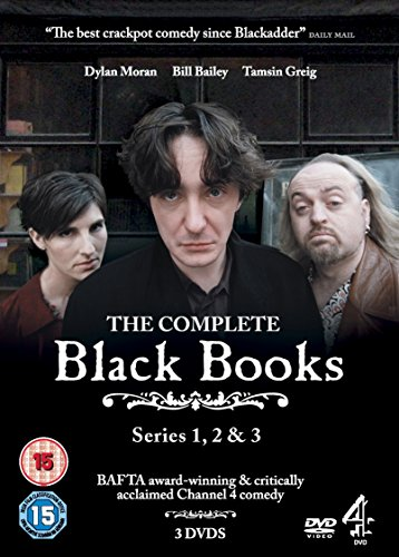 Black Books - Series 1-3 [UK Import]