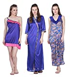 Claura 3 pc stylish combo of Printed Lon...