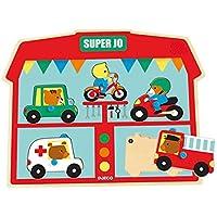 Djeco - Encajable Super jo - Peluches y Puzzles precios baratos