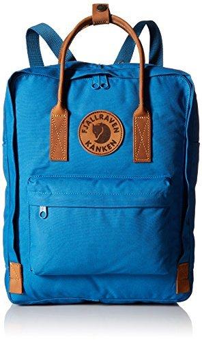 Fjallraven Kanken No.2 Backpack, Lake Blue, One Size by Fjallraven