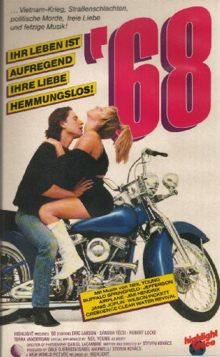 '68 - Ihr Leben ist aufregend, ihre Liebe hemmungslos