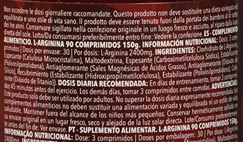 Prozis L-Arginina 2400 mg, 90 Compresse