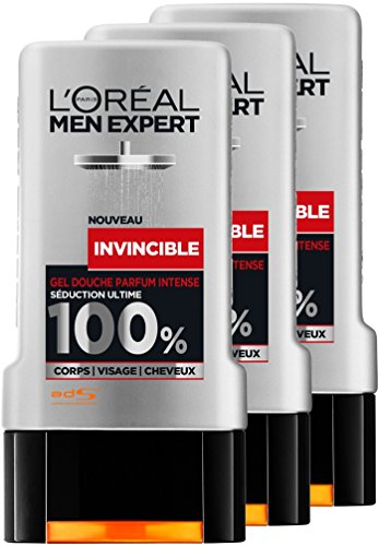 L'Oréal Men Expert Invencible Parfum Intense Gel
