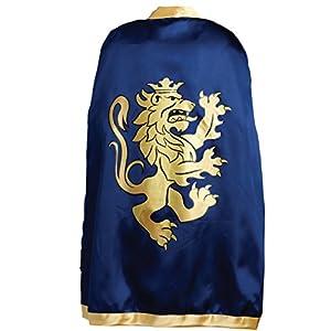 Liontouch - Capa para Disfraz Infantil Caballero (9292)