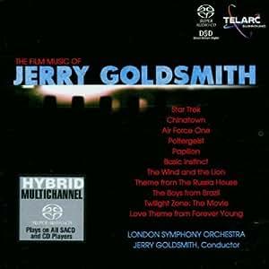 Film Music Of Jerry Goldsmith (Multichannel-Surround-Sound) [SACD]
