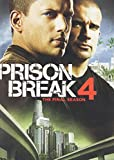 Prison Break: Season 4 [DVD] [Region 1] [US Import] [NTSC]